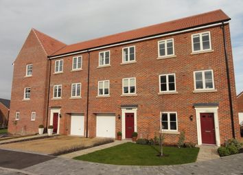 Thumbnail 4 bed town house to rent in East Close, Bury St. Edmunds
