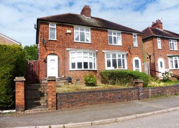 Thumbnail 3 bed semi-detached house for sale in Glendon Road, Rothwell, Kettering
