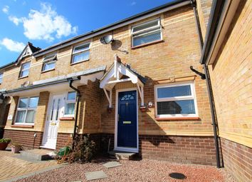 Thumbnail 2 bed terraced house to rent in Le Patourel Close, Christchurch