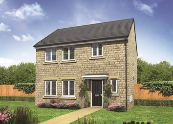 "Thumbnail 3 bed semi-detached house for sale in ""The Whitehall"" at Barnsley Road, Flockton, Wakefield"