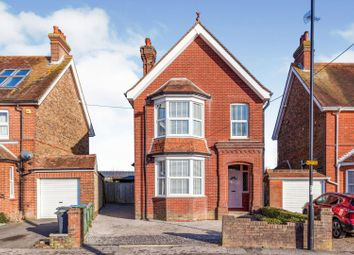 Thumbnail 3 bed detached house for sale in Royal George Road, Burgess Hill