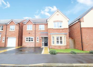 Thumbnail 4 bed detached house for sale in Berry Maud Lane, Shirley, Solihull