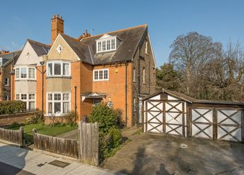 Thumbnail 5 bedroom semi-detached house for sale in Courthope Road, Wimbledon Village