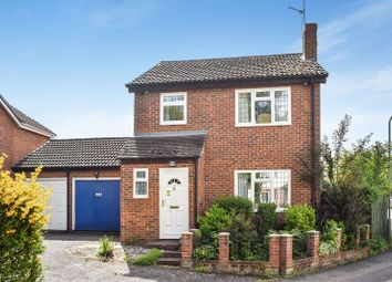 Thumbnail 3 bed detached house for sale in Hermitage Road, Abingdon