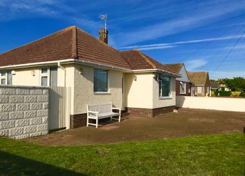 Thumbnail 3 bed detached bungalow for sale in Roundhay Avenue, Peacehaven