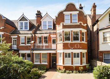 Thumbnail 2 bed flat for sale in Dartmouth Road, Mapesbury Conservation Area, London