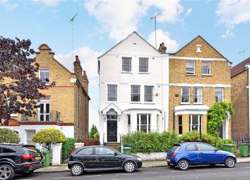 Thumbnail 2 bed flat for sale in Mycenae Road, London