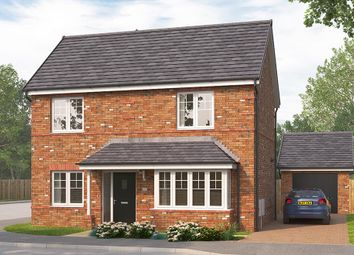 "Thumbnail 4 bed detached house for sale in ""The Kintbury"" at Harrowgate Lane, Stockton-On-Tees"