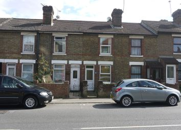 2 bed terraced house to rent in Tonbridge Road, Maidstone ME16