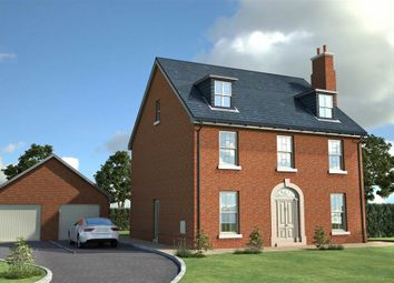 Thumbnail 5 bedroom detached house for sale in 12, Oakfield Park, Newtownabbey
