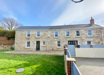 Thumbnail 4 bed barn conversion for sale in Bosvargus, St. Just, Penzance