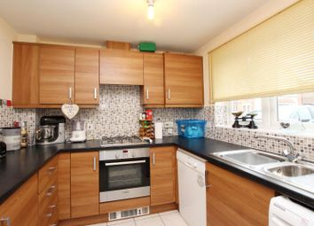 Thumbnail 3 bed terraced house to rent in Clover Court, Yaxley, Peterborough