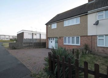 Thumbnail 3 bed semi-detached house to rent in St Mary`S Road, Grays