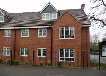 Thumbnail 2 bed flat to rent in Harlequin Court, The Avenue, Whitley, Coventry