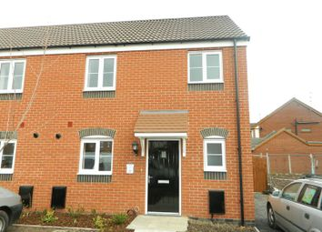 Thumbnail 3 bed end terrace house for sale in Tarn Close, Noose Lane, Willenhall