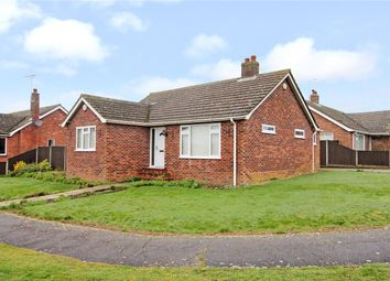 Thumbnail 3 bed detached bungalow to rent in Cherrywood, Alpington, Norwich, Norfolk
