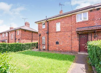 Thumbnail 2 bed semi-detached house for sale in St. Alban Crescent, Leeds, West Yorkshire