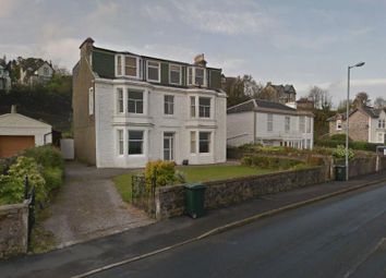 Thumbnail 1 bedroom flat for sale in Craigmore Road, Rothesay, Isle Of Bute