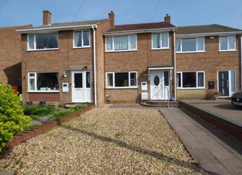 Thumbnail 3 bed terraced house for sale in Tolman Drive, Tamworth, Staffordshire