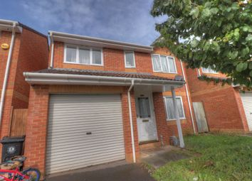 Thumbnail 4 bed detached house for sale in Barkleys Hill, Stapleton, Bristol