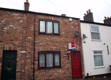 Thumbnail 2 bed terraced house to rent in Crossall Street, Macclesfield, Cheshire
