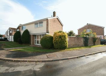 Thumbnail 4 bed detached house for sale in Cedar Way, Great Bentley, Colchester