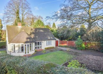 Thumbnail 4 bed detached bungalow for sale in Hagsdell Road, Hertford, Hertfordshire