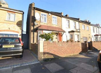 Thumbnail 2 bed end terrace house for sale in Connop Road, Enfield, Greater London