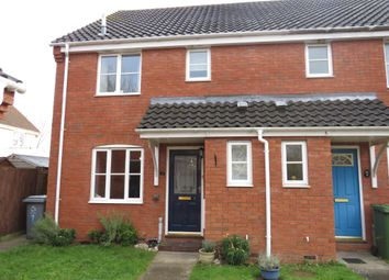 Thumbnail 3 bed semi-detached house for sale in Hyde Court, Dussindale, Norwich