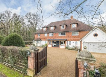 Thumbnail 6 bed detached house to rent in Goldrings Road, Oxshott