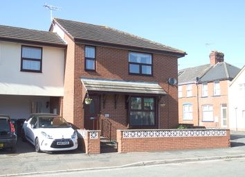 Thumbnail 3 bed semi-detached house to rent in Queens Road, Exeter