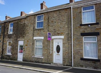 2 bed terraced house for sale in Cobden Street, Consett DH8