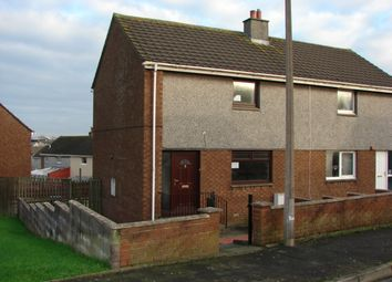 Thumbnail 2 bed semi-detached house for sale in 4 Thorney Way, Stranraer