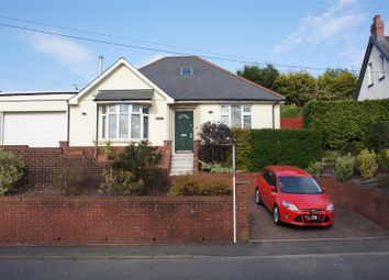 Thumbnail 3 bed detached bungalow for sale in Heol Miskin, Pontyclun