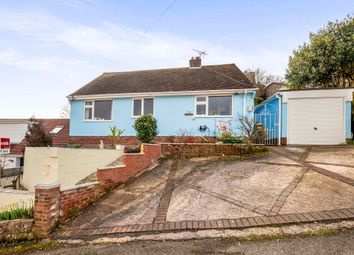 Thumbnail 3 bed detached bungalow for sale in Buckeridge Avenue, Teignmouth