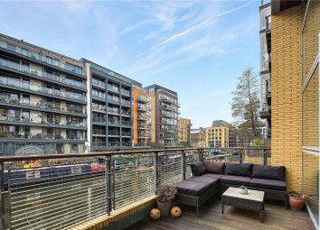 Thumbnail 2 bed flat to rent in Benyon Wharf, 295 Kingsland Road, London