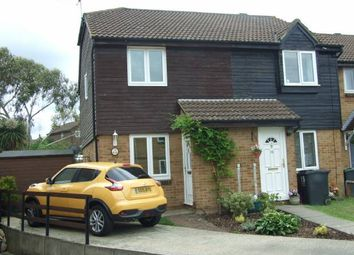 Thumbnail 2 bed semi-detached house for sale in Ritch Road, Snodland