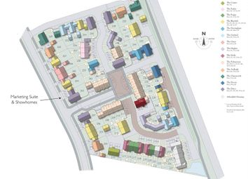 Thumbnail 4 bed detached house for sale in Juniper Park, Off Paradise Orchard, Aylesbury