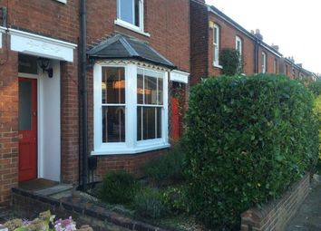 Thumbnail 3 bed end terrace house to rent in Kings Road, Hitchin, Hertfordshire