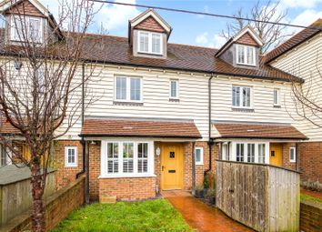 Thumbnail 4 bed terraced house for sale in Fountain Mews, High Street, Handcross