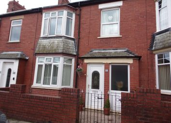 Thumbnail 4 bed terraced house for sale in Claremont Terrace, Blyth