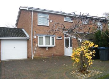 Thumbnail 3 bed terraced house for sale in Cowles Croft, Birmingham