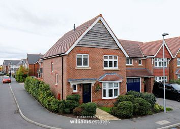 Thumbnail 3 bed detached house for sale in Butterley Drive, Buckley