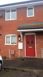 Thumbnail 2 bedroom terraced house for sale in Releet Close, Great Bricett, Ipswich