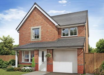 "Thumbnail 3 bedroom detached house for sale in ""Derwent"" at Beech Croft, Barlby, Selby"