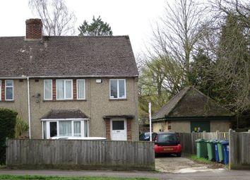 Thumbnail 1 bedroom flat to rent in Headley Way, Headington, Oxford
