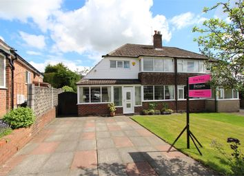 Thumbnail 3 bed semi-detached house for sale in Coleridge Road, Greenmount, Bury, Lancashire