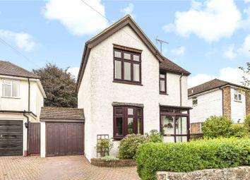 Otford Lane, Halstead, Sevenoaks, Kent TN14. 3 bed detached house for sale