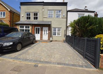 Thumbnail 3 bed semi-detached house to rent in New Road, Croxley Green, Rickmansworth Herts