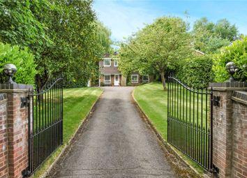 Thumbnail 4 bedroom detached house for sale in St. Leonards Hill, Windsor, Berkshire
